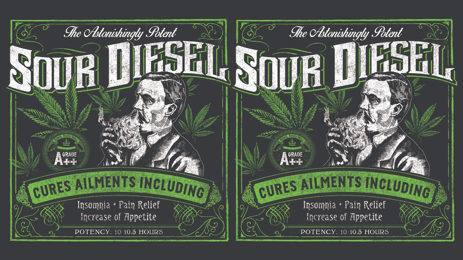 Sour Diesel Promotional Image