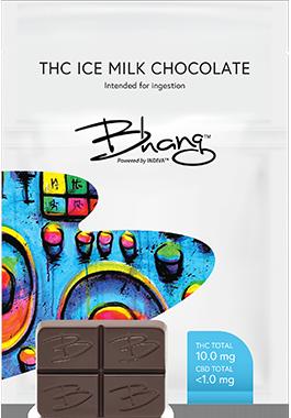 THC Ice Milk Chocolate