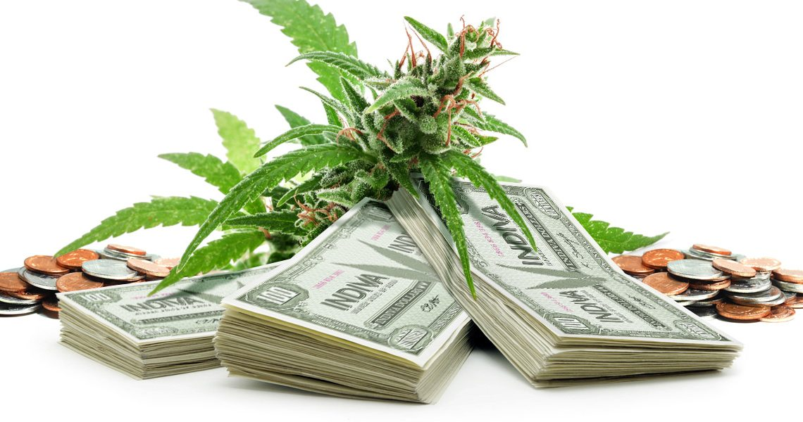 Legal Cannabis Expected To Be $57 Billion by 2027