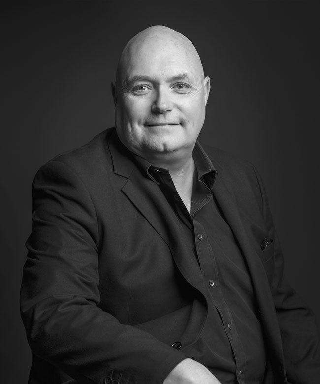 Dave Paterson - Chief Commercial Officer