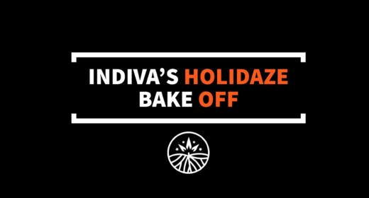 Indiva's Holidaze Bake Off: Candy Cane Cannabis Brownies