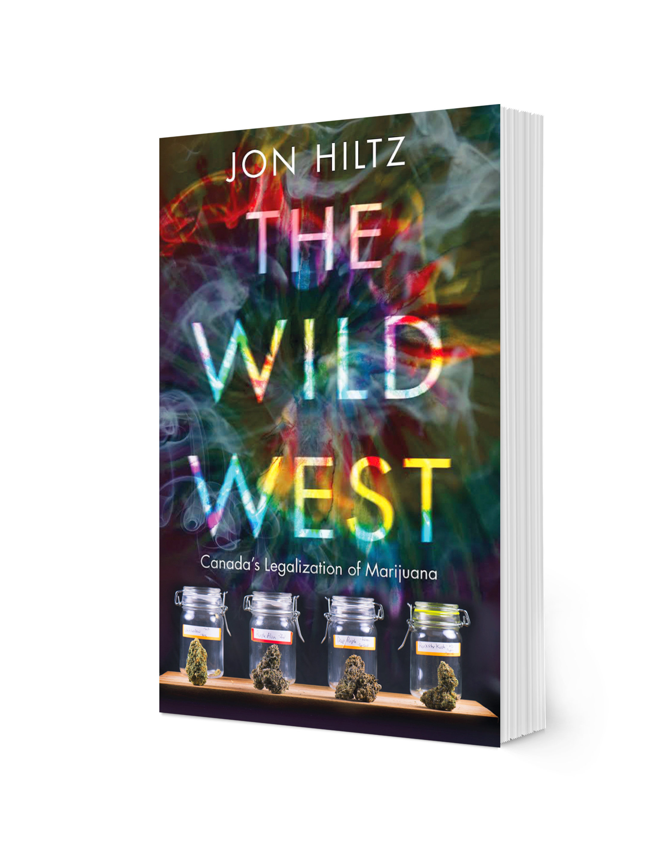 Jon Hiltz The Wild West Book