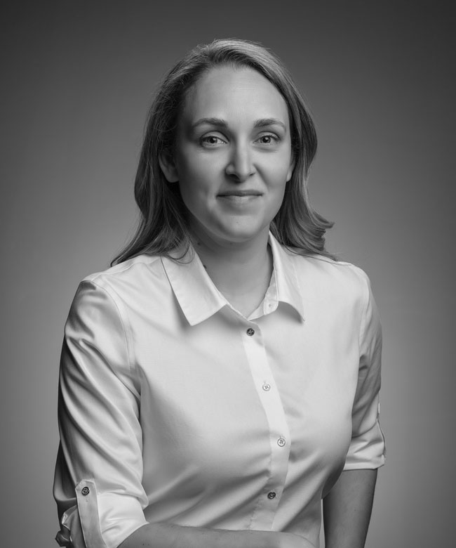 Melissa Kurek - Director of Operations