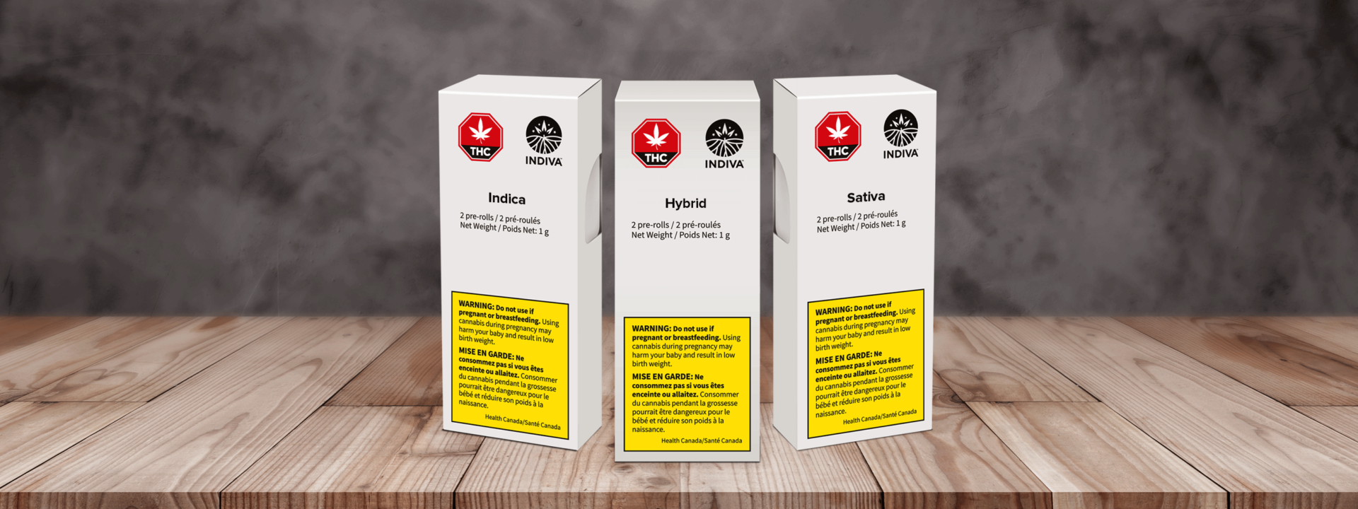 Press Release – Indiva Pre-Rolls are Available Through the Ontario Cannabis Store