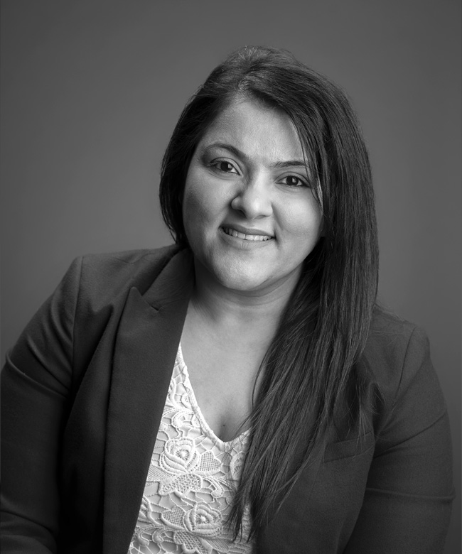 Priyanka Mehra - Director of Quality Assurance and QSP