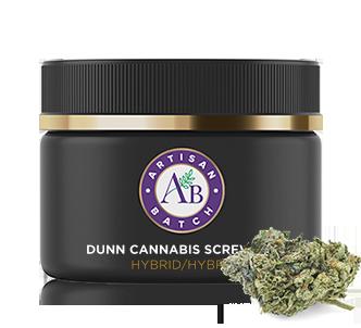 Dunn Cannabis Screwhead