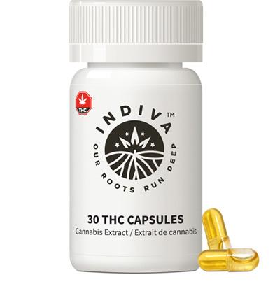 30 THC Capsules