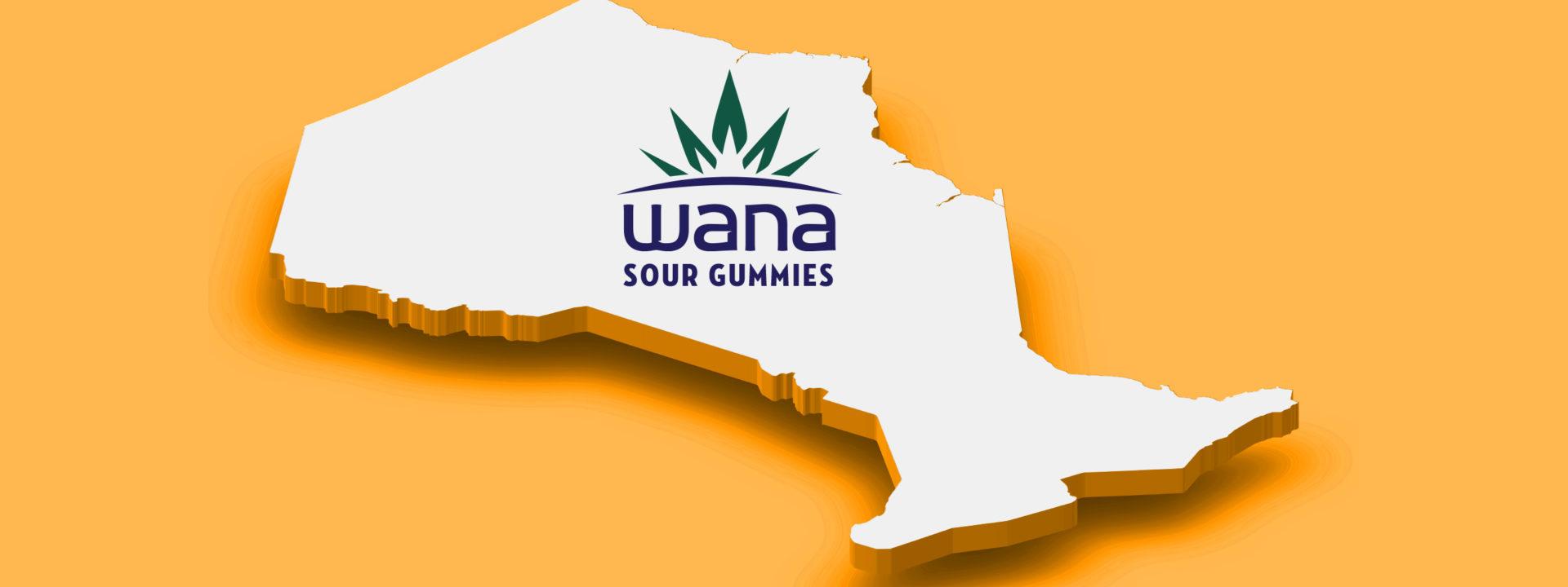 Press Release – Indiva Begins Shipments of Wana™ Sour Gummies
