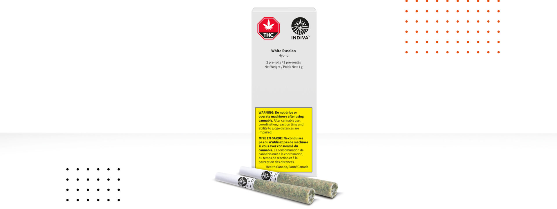 Introducing the Newest Cannabis Strain from Indiva – The Famous White Russian