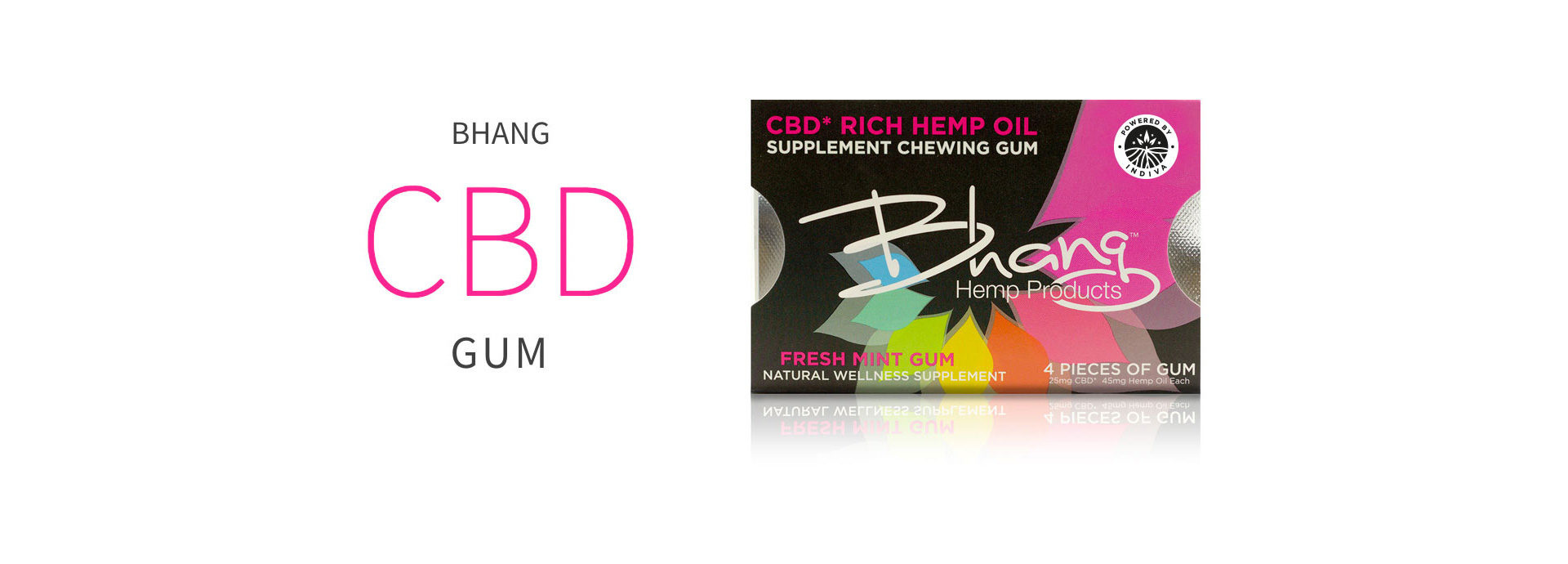 Bhang CBD Gum Candy