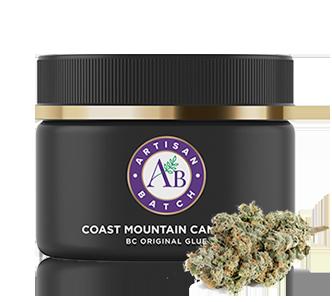 Coast Mountain Cannabis BC Original Glue