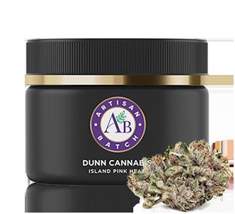 Dunn Cannabis Island Pink Screwhead