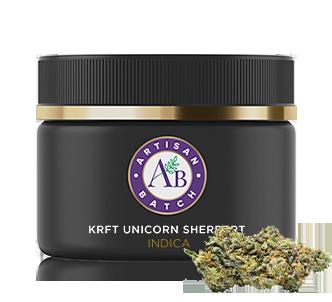krft Cannabis Unicorn Sherbert