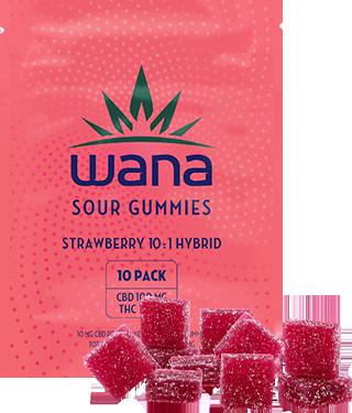 Strawberry 10:1 10-pack